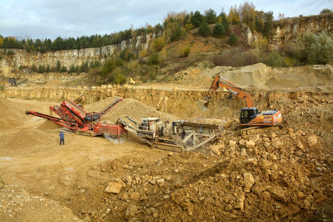 W Mega Kruszywo dolomitowe - budowlane i drogowe - cennik   Kamieniołom Płaza SR99